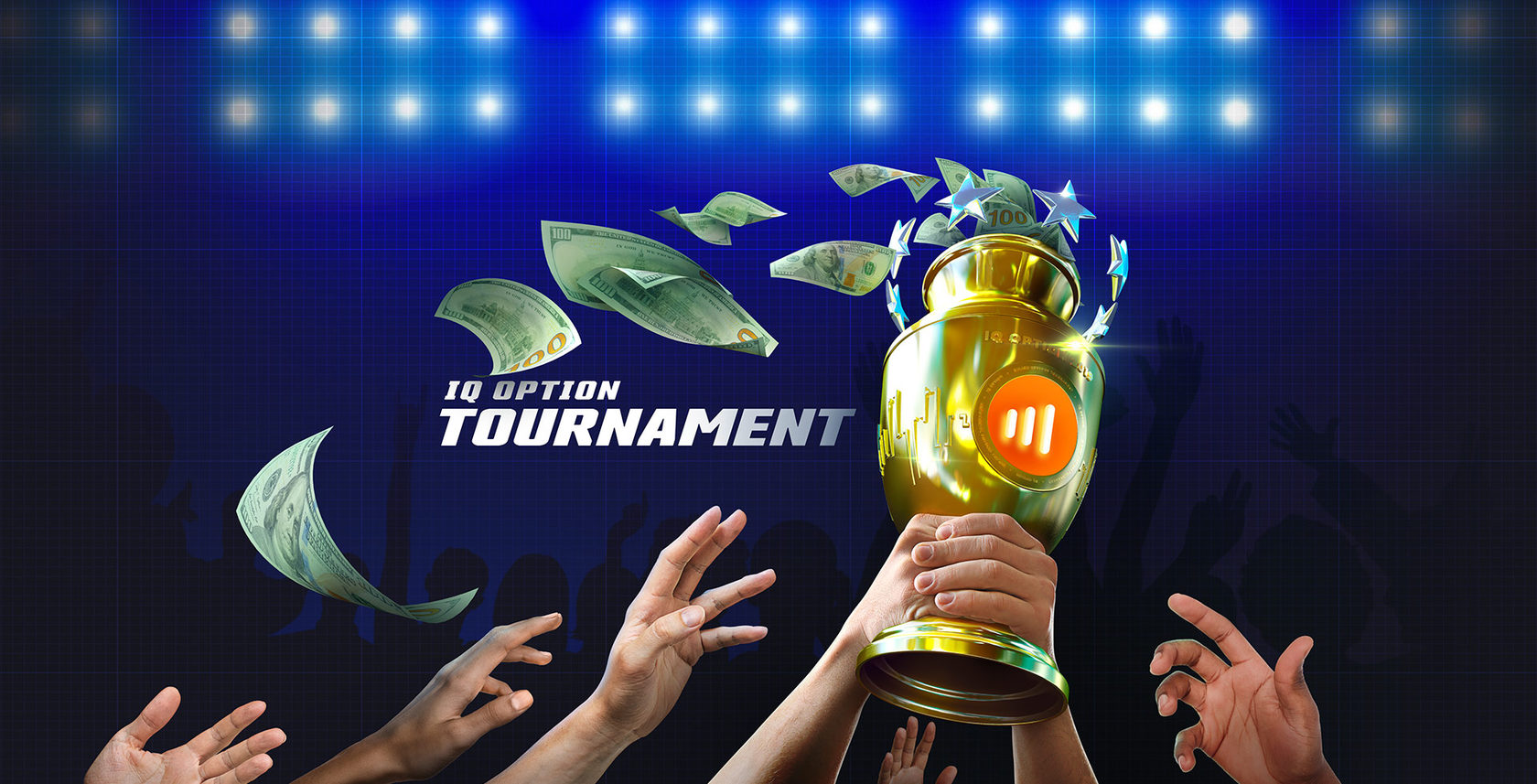 IQ Option ट्रेडिंग टूर्नामेंट - $ 50,000 तक पुरस्कार पूल