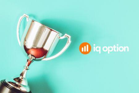 IQ Option ट्रेडिंग टूर्नामेंट - मैं टूर्नामेंट में पुरस्कार कैसे ले सकता हूं?