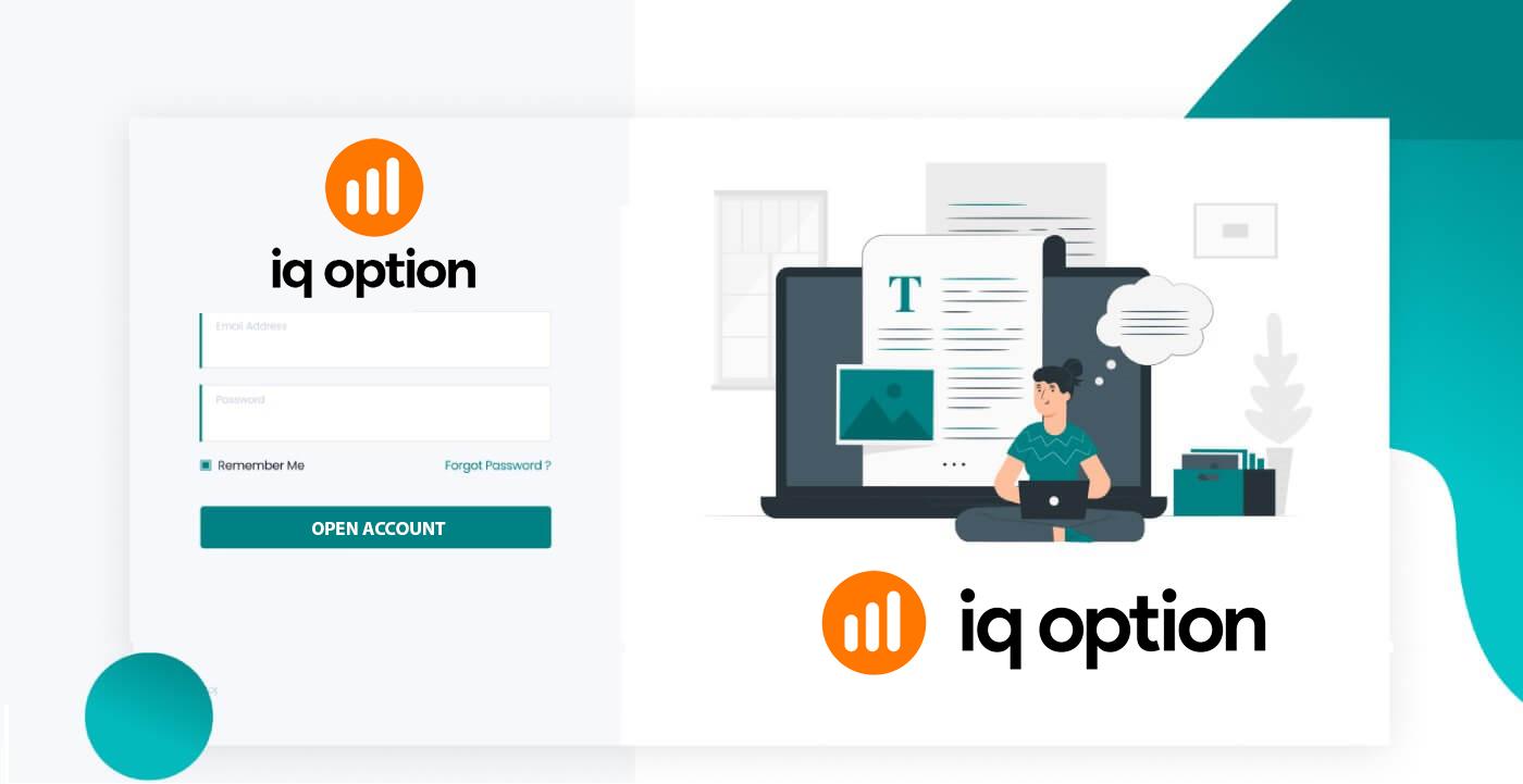 ट्रेडिंग खाता कैसे खोलें और IQ Option पर पंजीकरण कैसे करें